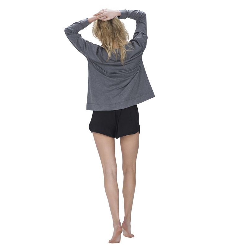 828 women longsleevetee heathergrey back