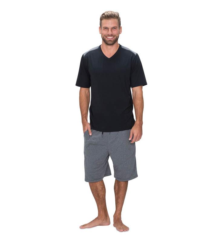 828 Men's Short Sleeve V-Tee