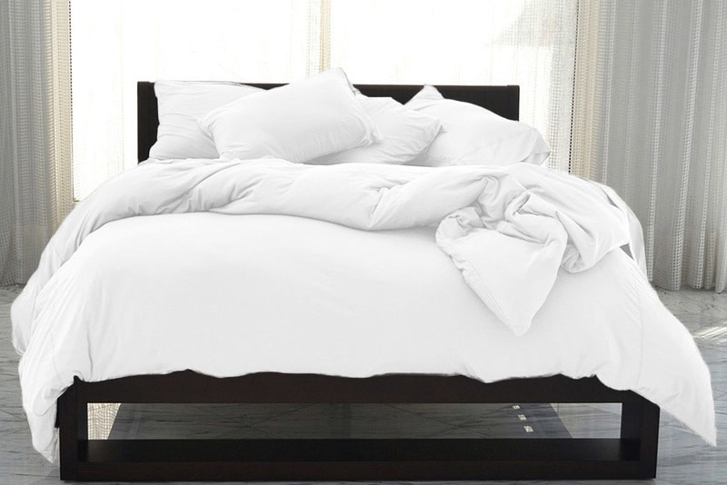 Op duvet cover bright white 2