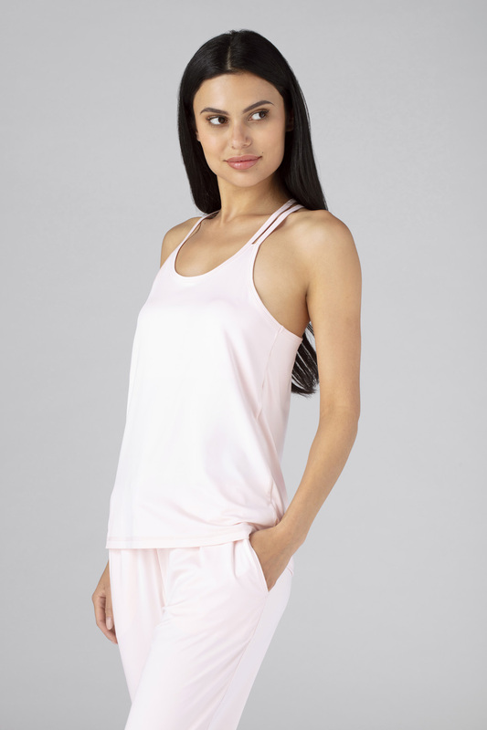 W cross back cami pink v5 100021