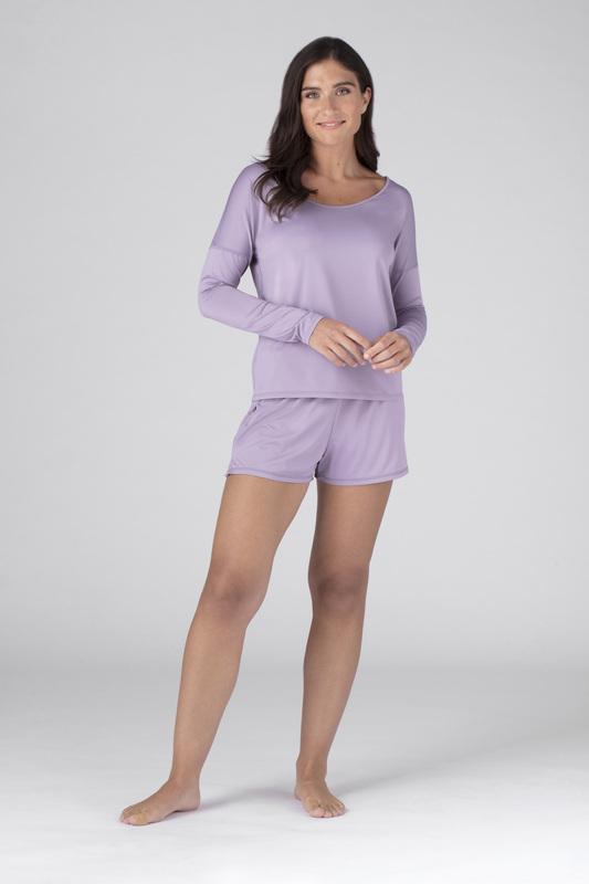 W ls tee open back lavender v2 100023