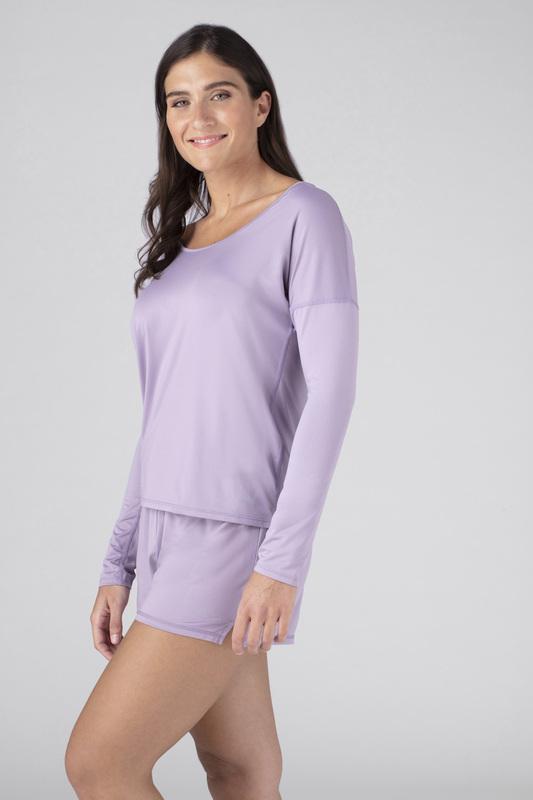 W ls tee open back lavender v4 100023