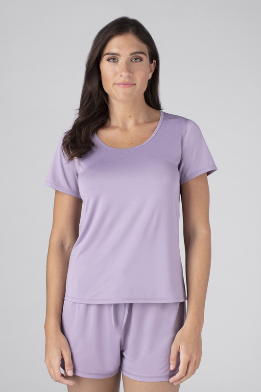 W ss cutout tee lavender v1 100022