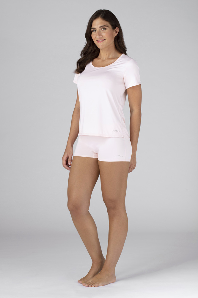 SHEEX® Women's Cutout Tee