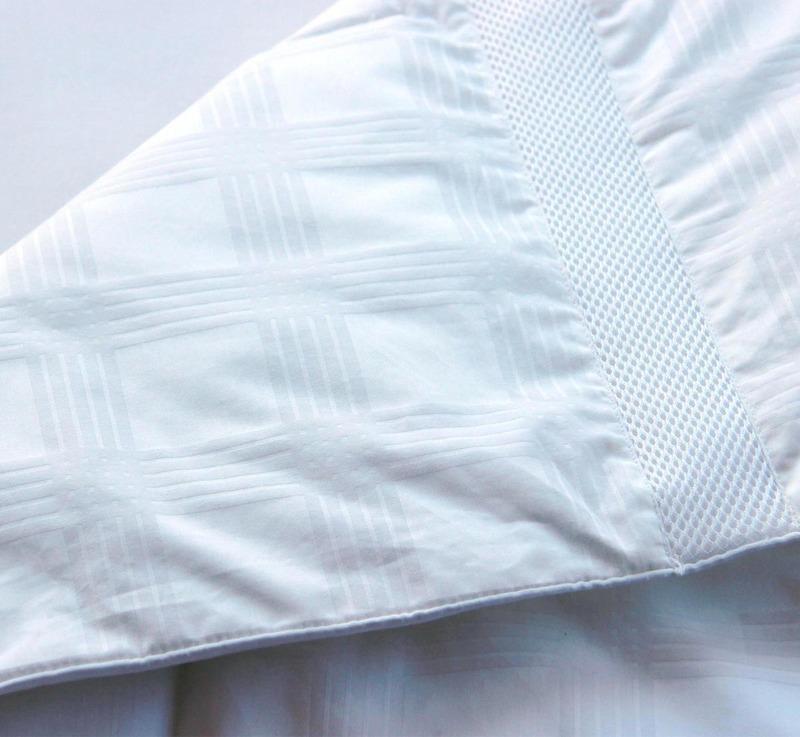 Climarellecomforter closeup